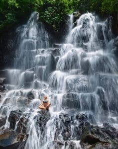 Bali Kanto Lampo Waterfall 120119