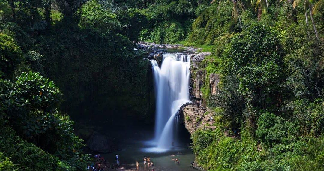 Bali Kintamani and Tegenungan Waterfall Tour