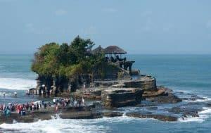 Bali Ubud Art Villages and Tanah Lot Tour - LTP Image 160119