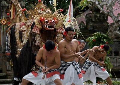 Barong Dance Performance 120119