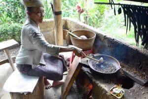 Luwak Coffee Producer 120119