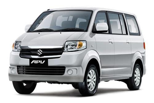 Private Bali Driver Hire Service - Suzuki APV LTP
