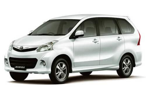 Private Bali Driver Hire Service - Totoya Avanza LTP