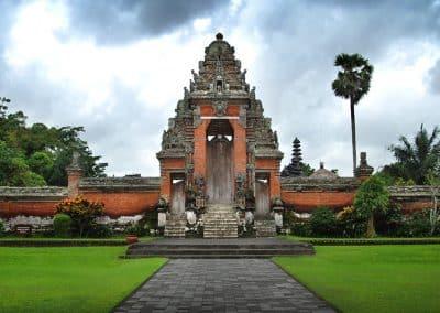 Taman Ayun Temple 120119