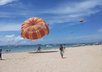 Tanjung Benoa Beach Watersport Parasailing 120119