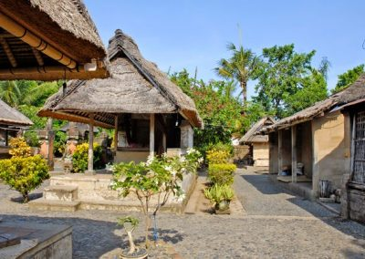 The Balinese House Compound in Batuan Village 130119
