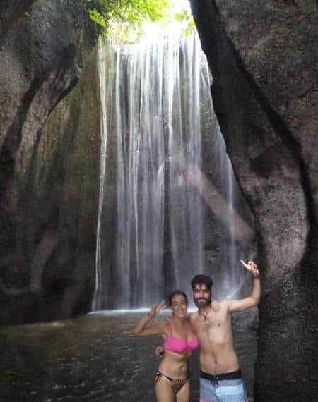 Bali Tukad Cepung Waterfall & Kintamani Tour
