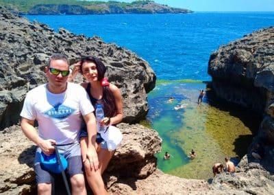 Nusa Penida Tour - Angel's Billabong 03