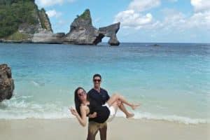 Nusa Penida Tour - Atuh Beach 02