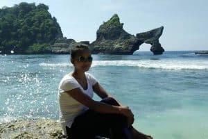 Nusa Penida Tour - Atuh Beach 03