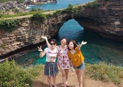 Nusa Penida Tour - Broken Beach 01