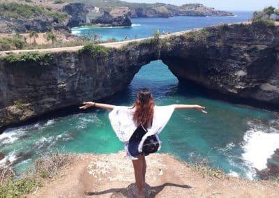 Nusa Penida Tour - Broken Beach 02