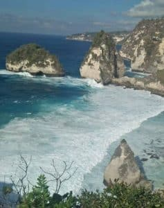 Nusa Penida Tour - Diamond Beach 01