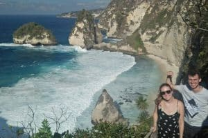 Nusa Penida Tour - Diamond Beach 02