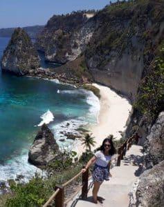 Nusa Penida Tour - Diamond Beach 03