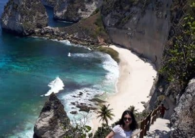 Nusa Penida Tour - Diamond Beach 03
