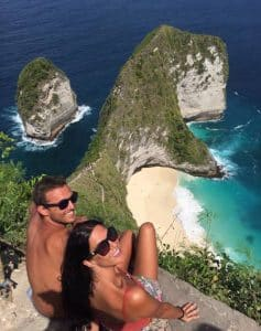 Nusa Penida Tour - Kelingking Beach 01