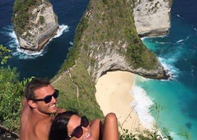 Nusa Penida Tour - Kelingking Beach 01