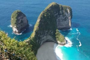 Nusa Penida Tour - Kelingking Beach 02