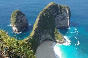 Nusa Penida Tour - Kelingking Beach 02