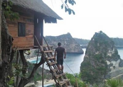 Nusa Penida Tour - Tree House 01