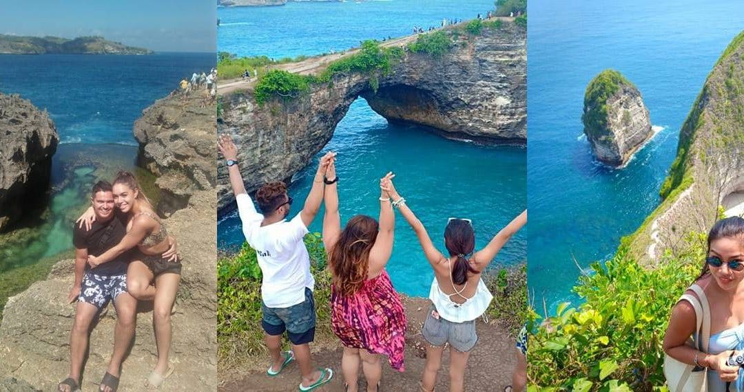 The West Part Nusa Penida Tour