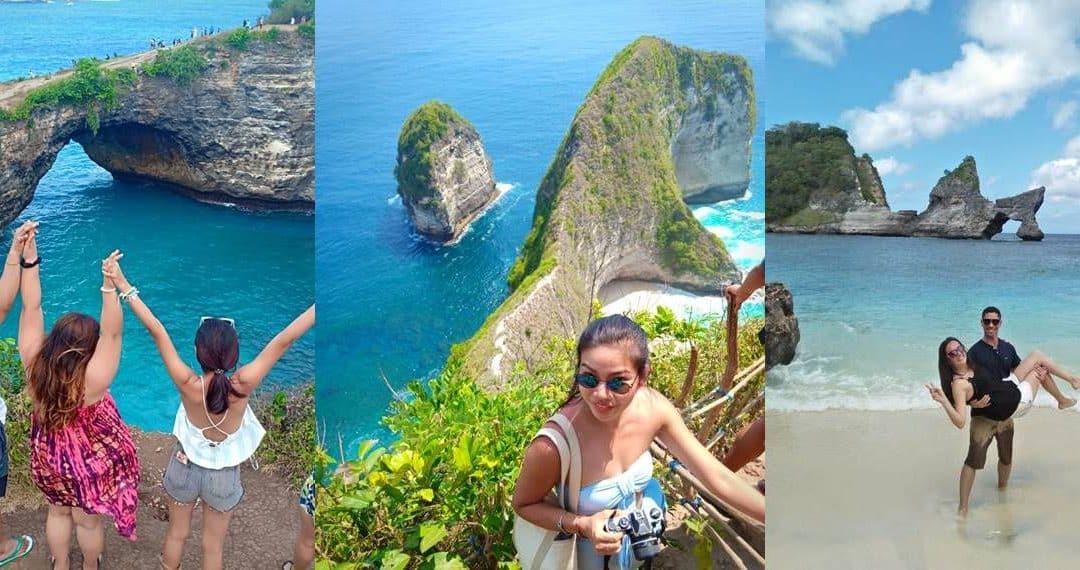West and East Part Nusa Penida Tour