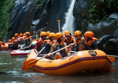 Ayung River White Water Rafting Bali - Gallery 300620192
