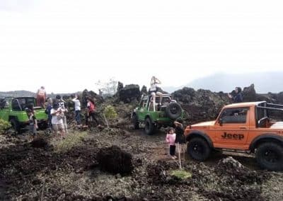 Bali Black Lava Jeep Tour - Gallery 300620196
