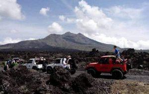 Bali Black Lava Jeep Tour