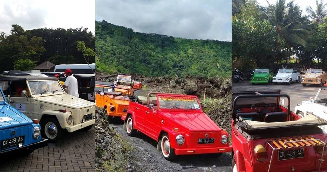 Bali VW Safari Adventure Tour