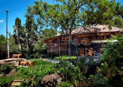 Bali Zoo Wana Restaurant 02