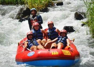 Telaga Waja River White Water Rafting Bali - 30062019
