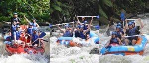 White Water Rafting Bali - Header Image 290619R
