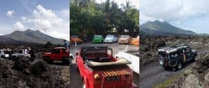 Bali Jeep Fun Adventure Tour